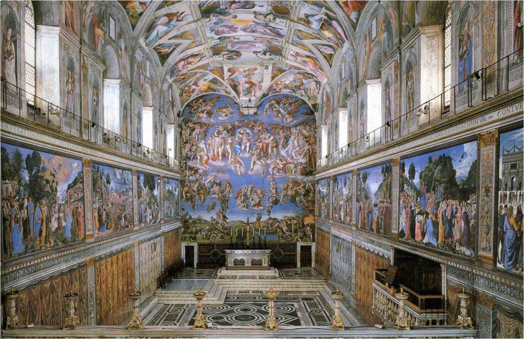 Chapelle Sixtine, Vatican